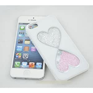 Zjskin Love Sweet Heart Crystal Diamond Hard iPhone 5 Case ?