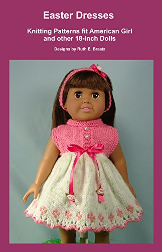 Amazon Easter Dresses Knitting Patterns Fit American Girl And