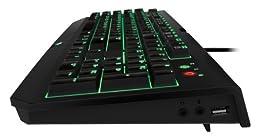 Razer BlackWidow Ultimate 2014 Elite Mechanical Gaming Keyboard - Green Switch