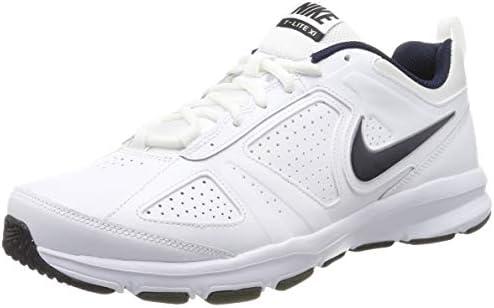 Buena voluntad Conciliador idea  Nike T-Lite Xi, Men's Fitness & Cross Training, White  (White/Obsidian-Black-Metallic Slvr), 45 EU: Buy Online at Best Price in  UAE - Amazon.ae