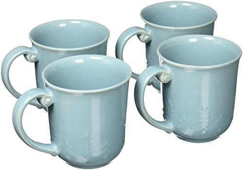 4 piece coffee mug set - 1
