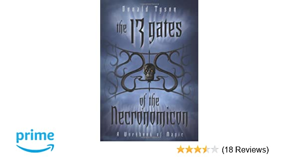 Get PDF The 13 Gates of the Necronomicon: A Workbook of