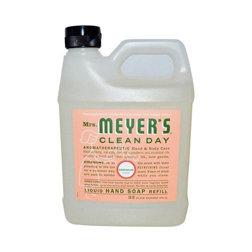 Mrs Meyers Hand Soap - 9