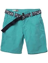 Big Boys Flat-Front Twill Jeans Bermuda Shorts   Ropa de Niño Grande