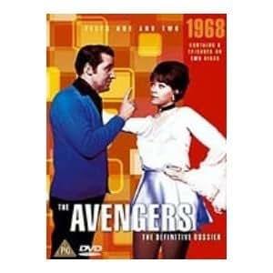 the avengers definitive dossier 1968 files 1 amp 2 amazon