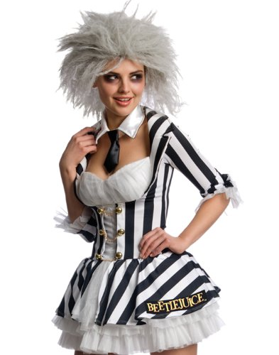 Secret Wishes Women S Beetlejuice Costume Buy Online In Lebanon Secret Wishes Products In Lebanon See Prices Reviews And Free Delivery Over Us 70 00 Desertcart