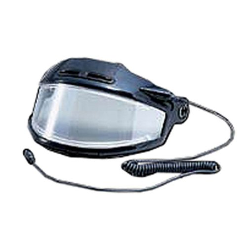 HJC Helmets HJ-09 Cirolux Clear Snow Full Face Dual Lens Shield - One Size ()