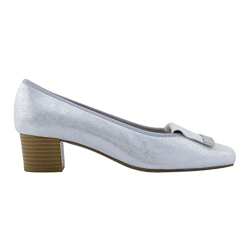 Cuir DKT en en Cuir Chaussures DKT Plata Métalliques Plata Métalliques DKT Chaussures Chaussures qaExzdxH