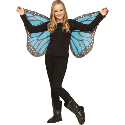 Soft Butterfly Wings Costume Accessory