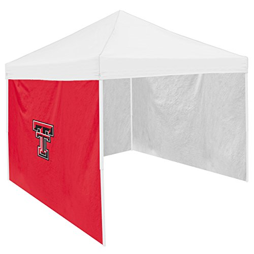 NCAA Texas Tech Red Raiders Adult Side Panel, Red, 9