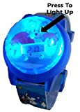 Sonic Kid's Digital Spinner Light Up Watch