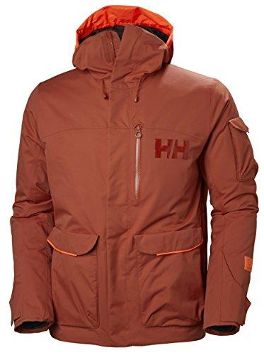 Helly Hansen 65614 Men's Fernie 2.0 Jacket, Red Brick - M ()