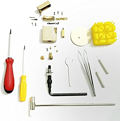 ST dupont lighter repair kit repait kit for L1 small //L1 large o ring 4 pcs