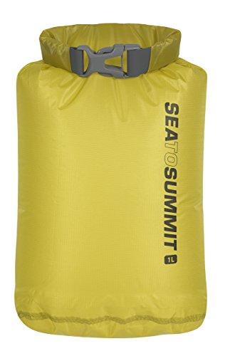 Sea to Summit Ultra-Sil Nano Dry Sack (1 Liter / Lime) (Nylon Roll Bag)
