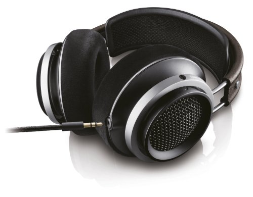 Philips Fidelio X1/28 Premium Over-Ear Headphones (Discontinued by Manufacturer - 2013 Model)