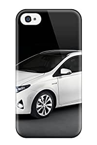 Forever Collectibles Toyota Auris 9 Hard Snap On Iphone 4/4s Case