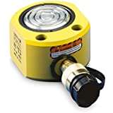 """Enerpac RSM-300 Flat Jac Single-Acting Low-Height Hydraulic Cylinder with 30-Ton Capacity, Single Port, 0.50"""" Stroke Length"""