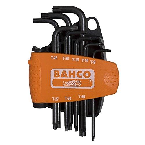 Bahco BE-8675 BHBE-8675 JUEGO DESTOR. TORX CORT 8