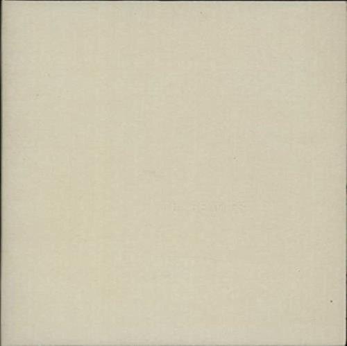The Beatles [White Album] - Black Vinyl - Complete