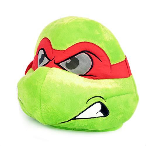 Maskimals Oversized Plush Halloween Mask TMNT Teenage Mutant Ninja Turtles - Raphael