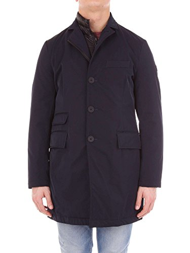 co Blu A153teseo77navy At p Uomo Poliammide Cappotto 5vwAf1qYR