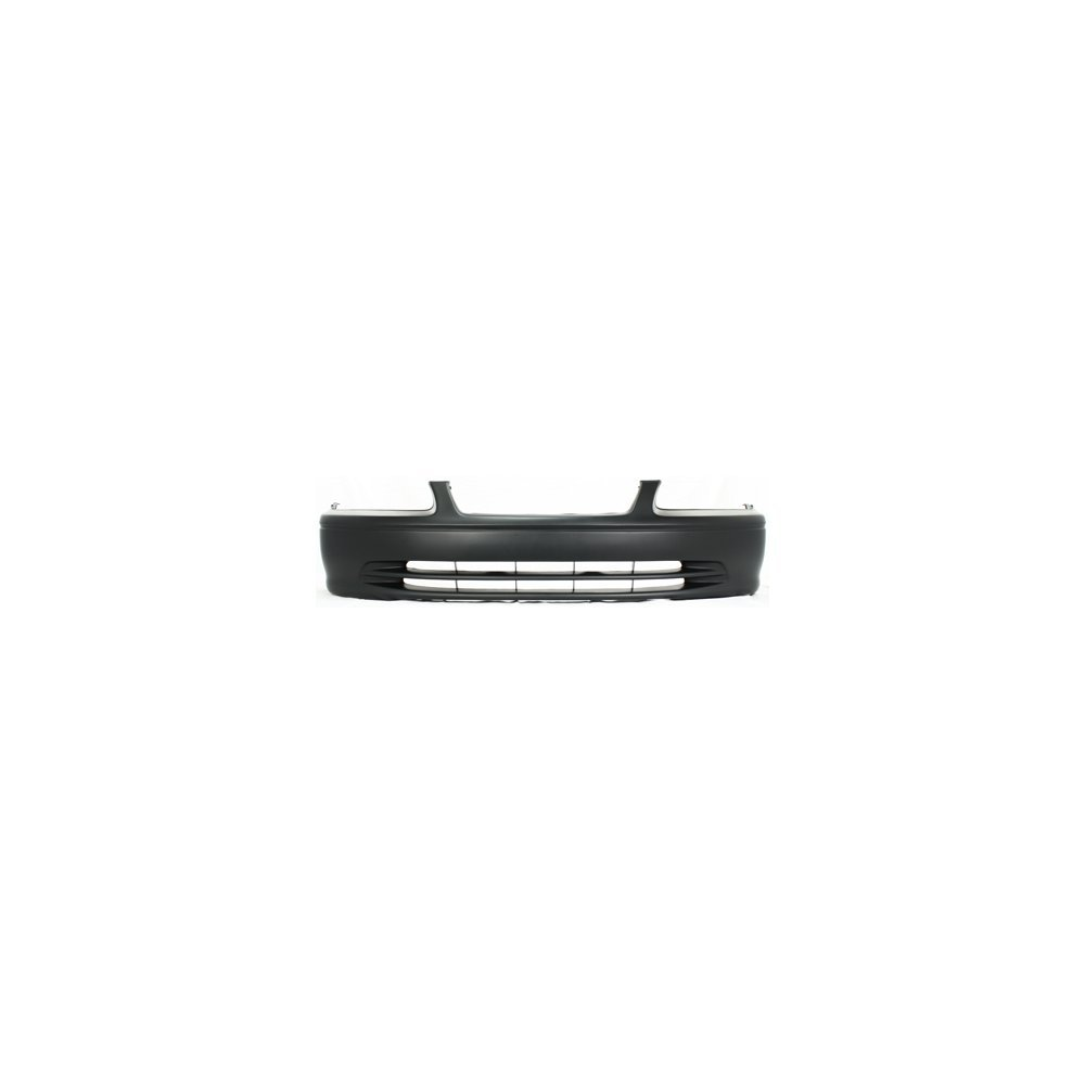 Front Bumper Cover For 2000-2001 Toyota Camry Primed Plastic