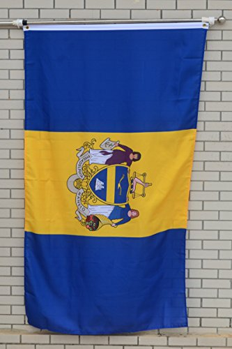 Fyon Large Flag City of Philadelphia Flag 3X5Ft