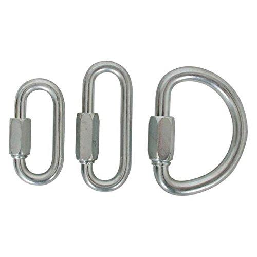 Quick Link 8mm Steel 25kn