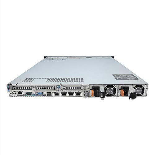 DELL PowerEdge R620 Server 2.90Ghz 16-Core 192GB 2X 512GB SSD 6X 1TB High-End (Certified Refurbished) by Dell (Image #2)