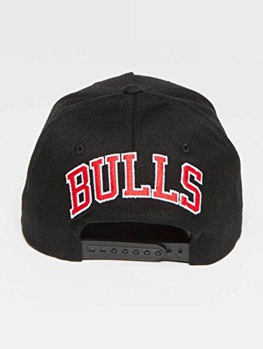 Gorra Chicago amp; Negro Bulls de Eazy Ness Negro Mitchell rrwZvpxq
