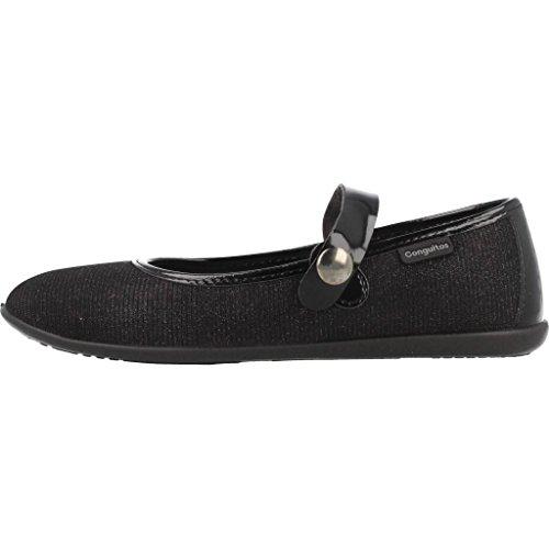 Schuhe M�dchen, farbe Schwarz , marke CONGUITOS, modell Schuhe M�dchen CONGUITOS NIVI Schwarz Schwarz