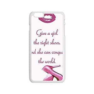 Pink high-heeled shoes Cell Phone Case for iPhone 6