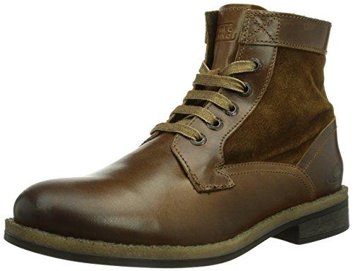 camel active Desierto 22 - botas de cuero hombre marrón - Braun (nut)