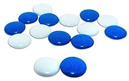 Koppers, Dark Chocolate Mint Lentils Blue & White (1.500 Lbs)