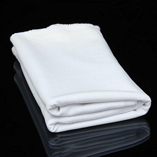 CynKen Speaker Grill Cloth Stereo Gille Fabric Speaker Mesh White Cloth 1.7mx0.5m - Guitar Speaker Grill Cloth