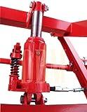 1000 LBS Hydraulic Bike Motorcycle Lift Table