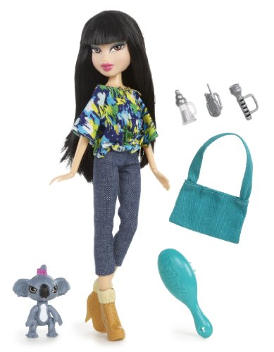 Bratz in The Wild Jade Doll Bratz Girl Doll