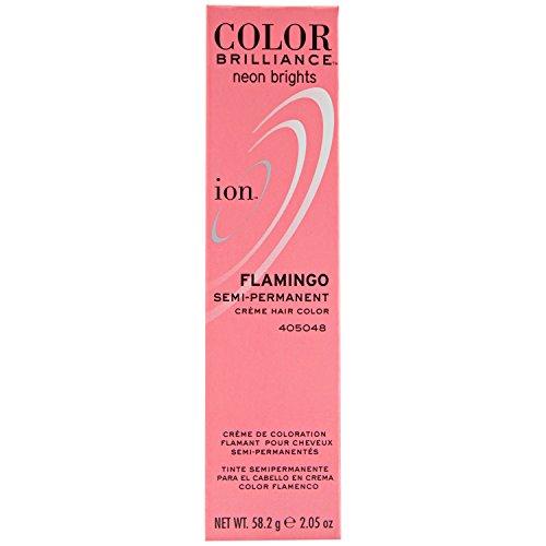 flamingo-semi-permanent-hair-color