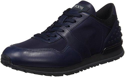 Tods Herren Xxm0xh0r011ed878te Zapatos De Cordones Brogue Mehrfarbig (u820 (galassia) + L619 (mora Scu) + B999 ()