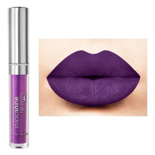LA-Splash Cosmetics Studio Shine Lip Lustre Elektra - Esmeralda Is What