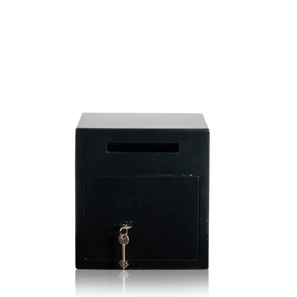 serratura a chiave per bar cassaforte antirapina Nero Lucente per negozio di abbigliamento cassaforte per boutique