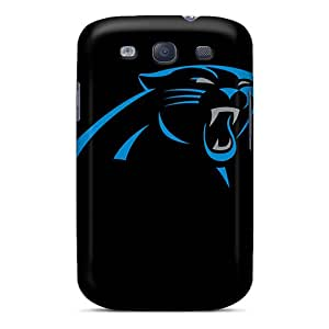 New Arrival Premium S3 Case Cover For Galaxy (carolina Panthers)