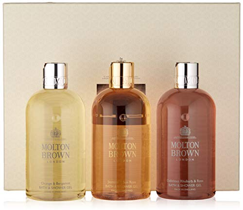 Molton Brown Perfectly Pampering Bathing Gift Set, 10 Fl. Oz. (Molton Brown Body Wash 10 Fl Oz)