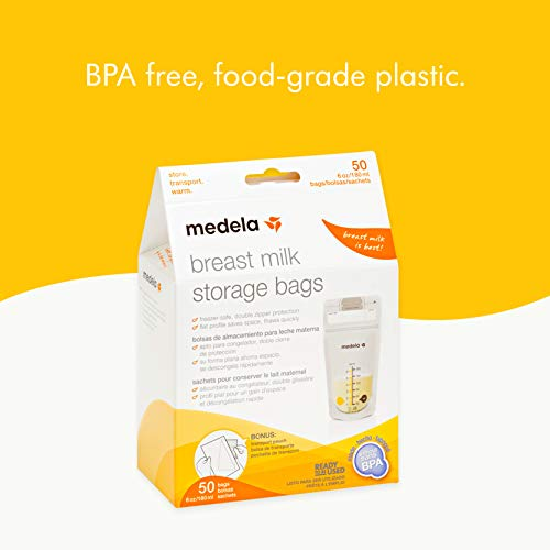 medela pump save bags instructions