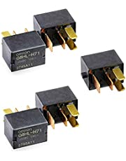 5 Pack Genuine AC Relay G8HL-H71 Power Relay Assembly for 2003-2014 Accord 2006-2014 Civic 2007-2014 Acura MDX CR-V