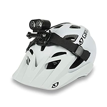 Bike Helmet Light >> Amazon Com Oxbow Gear Voyager Mountain Bike Helmet Light Kit With