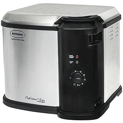 Masterbuilt Butterball Indoor Gen III Electric Fryer Cooker Large Capacity