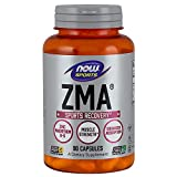 NOW Sports Nutrition, ZMA (Zinc, Magnesium and Vitamin...