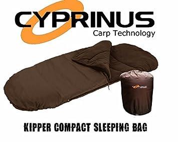 Cyprinus Kipper saco de dormir 4 estaciones: Amazon.es: Deportes y aire libre