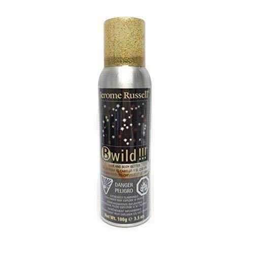 B-Wild GOLD Hair and Body Spray